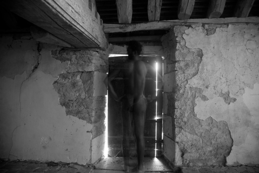 untitled 18, ( naked routes), Location, chateau de chevigny