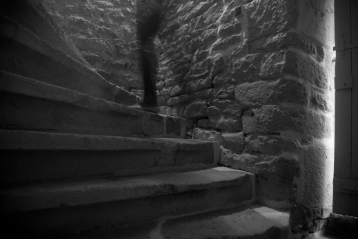 untitled 20, ( naked routes), Location, chateau de chevigny