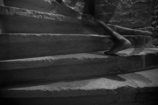untitled 21, ( naked routes), Location, chateau de chevigny